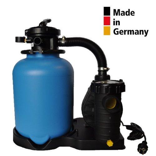 Sandfilterpumpe –  Sandfilter – PoolsBest 300mm - 3