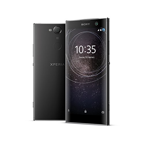 Sony Xperia XA2 32 GB Android O UK SIM-Free Smartphone - Black Img 2 Zoom
