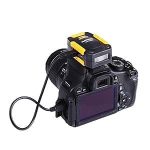 Marrex MX-G10M GPS Récepteur avec écran LCD pour Canon 5D Mark III 1DX 700D LF474