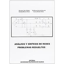 Análisis y síntesis de redes : problemas resueltos (Académica)