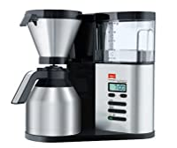 Melitta Aroma Elegance Therm DeLuxe Filter Coffee Machine with 250g of coffee