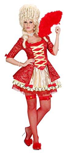 LIBROLANDIA 70383 COSTUME REGINA BAROCCA ROSSA (Ball Royal Kostüm Ideen)