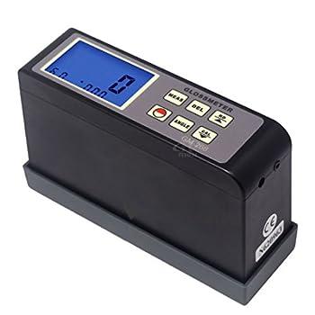 Tr-z-gm-268 Digitaler Lcd Glanzmessgerät Usb Schnittstelle Rs-232 Datenausgabe 0,1 ~ 200gu 20 ℃ 60 ℃ 85 ℃ Glanzmesser Vancometer 0
