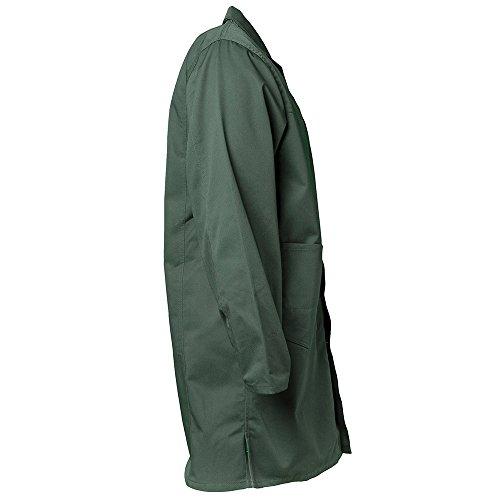 Planam mg260professionnelle Manteau vert FR:50  - kornblau Vert Moyen