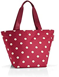 Reisenthel ZS3014 Shopper M, ruby dots
