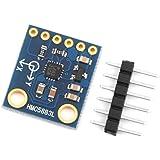3.3v / 5v HMC5883L Triple Boussole Axe Module De Capteur De Magnetometre Pour Arduino