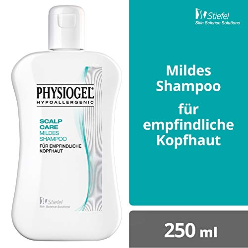 GSK Physiogel Scalp Care Mildes Shampoo, 1er Pack (1 x 250 ml)