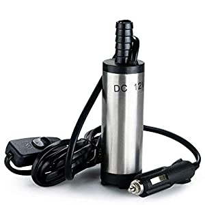 flintronic® Bomba de Agua y Diesel, Tubo Manguera Transparente