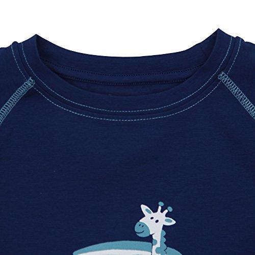 de649e370b3ac2 IceDrake Mädchen Langarmshirt mit Tiermotiv - kullerblume-kindermoden.de