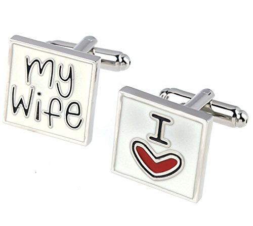 pair-mens-shirt-cufflinks-i-lover-my-wife-silvery-french-cuff-links-by-aienid