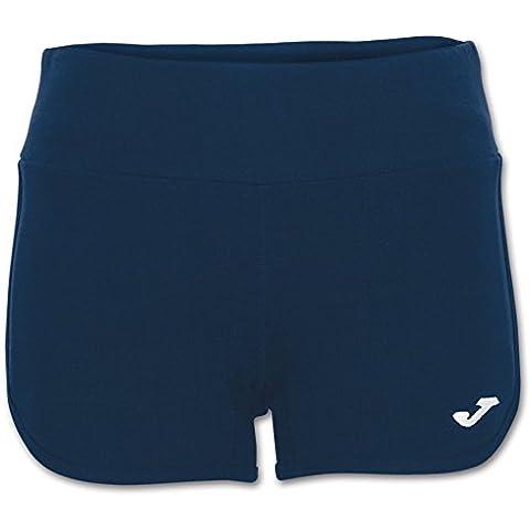 Joma Stela - Pantaloncini da donna, colore blu navy.