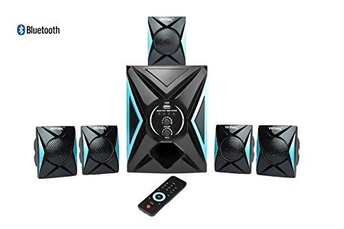 Vemax Edge 5.1 Bluetooth Multimedia Home Theater System Fully Loaded