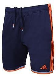 Adidas Mens Xse Navy Climalite 8 Inch Woven Training Shorts