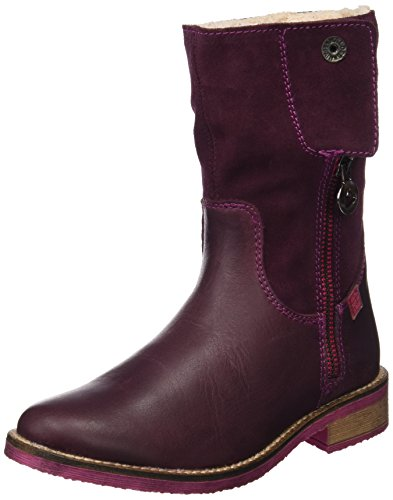 agatha-ruiz-de-la-prada-girls-161986b-ankle-boots-red-vino-1-child-uk-33-eu