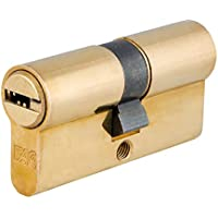 FAC 3014200 Cilindro Seguridad.60-p 30x30 Latonado 15,0mm