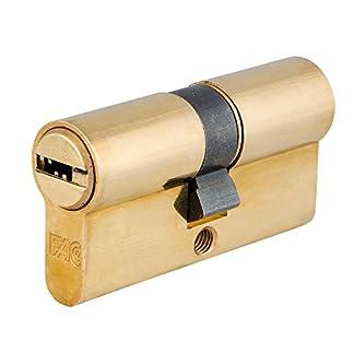 FAC 3014200 Cilindro Seguridad.60-p 30×30 Latonado 15,0mm