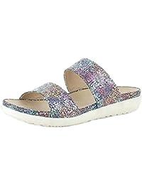 Heavenly Feet Zapatos de cereza, color blanco