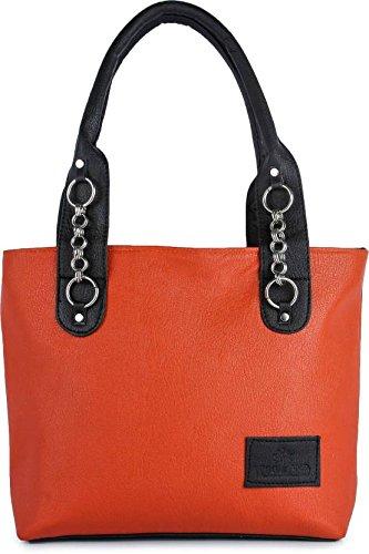 Typify Women's Handbag (Orange)