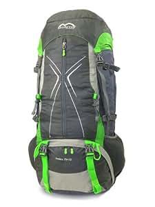 MONTIS VENTRO 75+10 - Sac à dos de trekking - 85 L, 75 x 38 cm, 1700 g