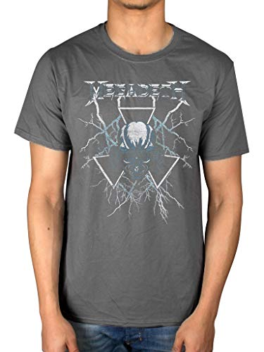 Official Megadeth Elec Vic T-Shirt