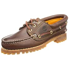 Timberland Women's Heritage Noreen 3 Eye Boat Shoes, Brown (Md Brown Full Grain), 5 UK 38 EU
