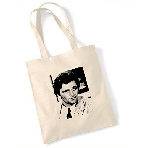 Columbo Peter Falk Totebag