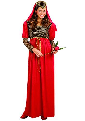 Ciao 16425 - Giulietta, Taglia M, Rosso