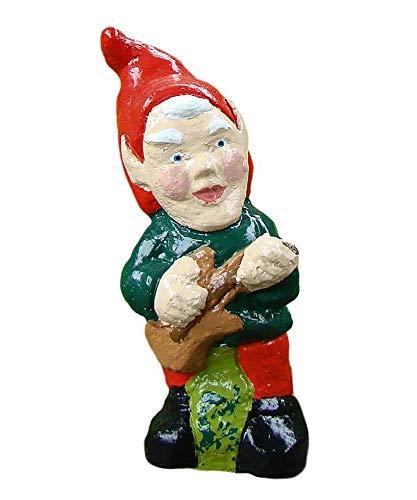 Garten Musiker Gnome ~ Eli ~ spielt Gitarre