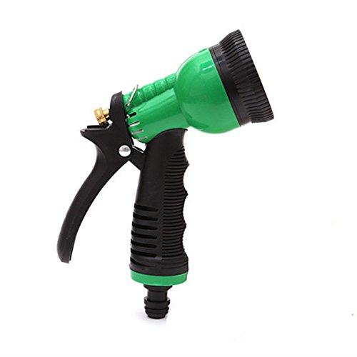 Desirecovered Water Gun Garden Supplies, Hauptspray, Multifunktionsbewässerung, Geeignet für Gartenbewässerung, Glas Waschen