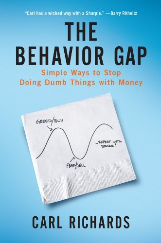 The Behavior Gap: Simple Ways to Stop Doing Dumb Things with Money par [Richards, Carl]