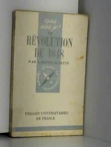 La révolution de 1848.