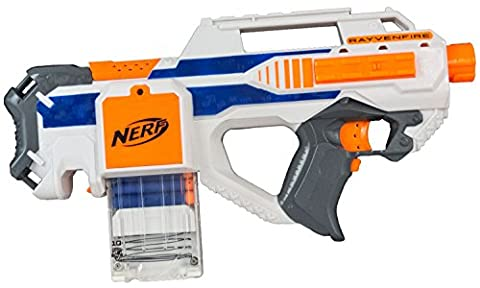 Hasbro C2542 Nerf N-Strike Elite Rayvenfire