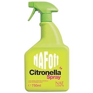 Naf Naf Off Citronella Horse Fly Spray x Size: 750 Ml 7