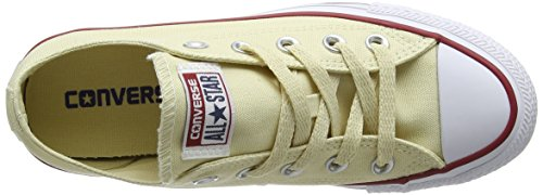 Converse Converse Sneakers Chuck Taylor All Star M9165, Unisex-Erwachsene Sneakers, Weiß (Natural White), 40 EU (7 Erwachsene UK) - 7