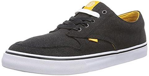 Element TOPAZ C3 A, Herren Sneakers, Schwarz (BLACK RADIANT 4072), 41 EU (Schwarz Radiant Element)