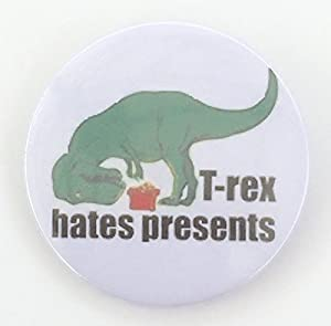 T-Rex Hates präsentiert Weihnachten 59 mm magnetische Flaschenöffner