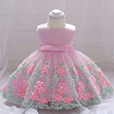 Moda Fina Baby Girl Party Wear Ball Gown for Birthday, Girls Party Dress, Baby Girls Frock, Kids Party Wear, Princess Frock