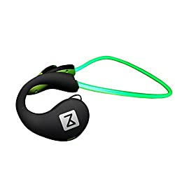 Zakk Firefly Bluetooth Headset With LED Light Cable