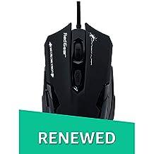 (Renewed) Dragon War Emera ELE-G11 Gaming Mouse (Black)