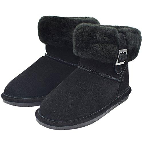 Oasap - Pantofole a Stivaletto donna Black
