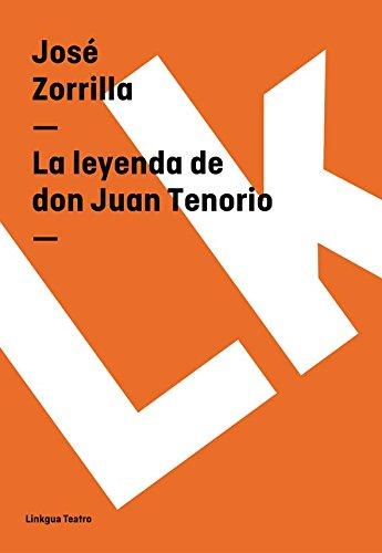 La leyenda de don Juan Tenorio (Teatro)