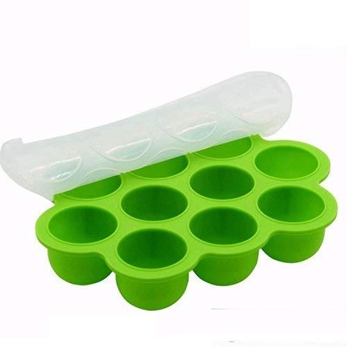 rung Aufbewahrung von Muttermilch und Babybrei, portionierten Einfrieren Babynahrung.BPA FREI ()