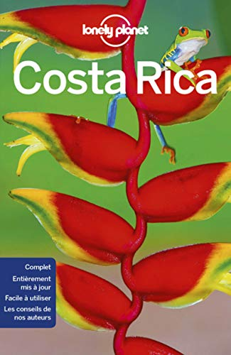 Costa Rica - 8ed par  LONELY PLANET