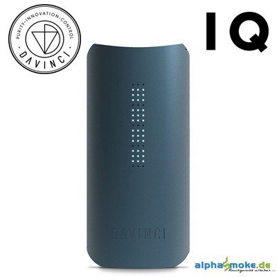 DaVinci IQ Vaporizzatore Portatile - Blu