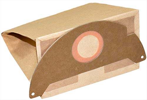 Staubsaugerbeutel für Kärcher 6.904-322 (10 Stück) Papiertüten Filtertüten