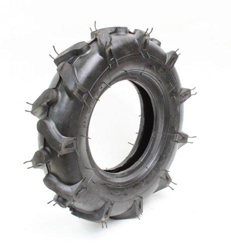 Preisvergleich Produktbild DEMA Reifen für Gartenfräse 4.00-8 / 6PR