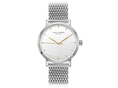 Lars Larsen Mens Watch 143SWSM