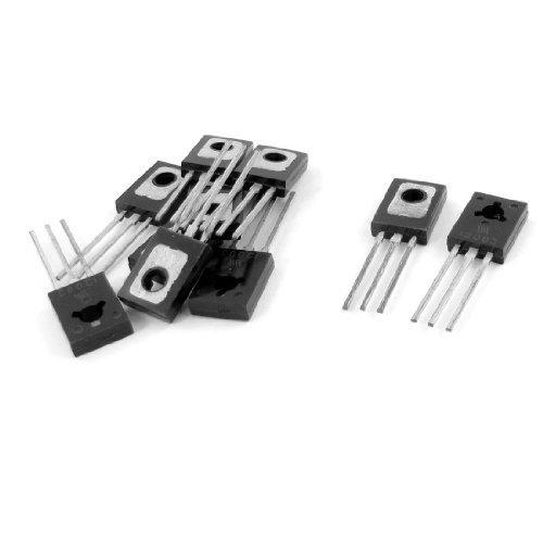 DealMux a13070300ux0110 MJE13003 3-Terminal 2A Kollektorstrom General Purpose NPN-Transistoren, 10 Stück -