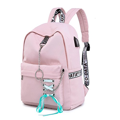 Borsa da scuola HuAma 2019 New School Bag Girl Studenti delle Scuole Superiori Junior High School di Grande capacità Zaino Impermeabile Classmate Bag Femminile