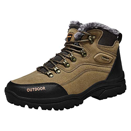 Stivali da Combattimento da Uomo Vendita Sneaker in Denim Antiscivolo Traspirante Abbigliamento Casual Scarpe da Trekking Scarpe per Uomo/Ragazzo by Kinlene